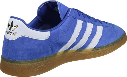 adidas München Blue White Gum3 blue-footwear white-gum (BB2777)