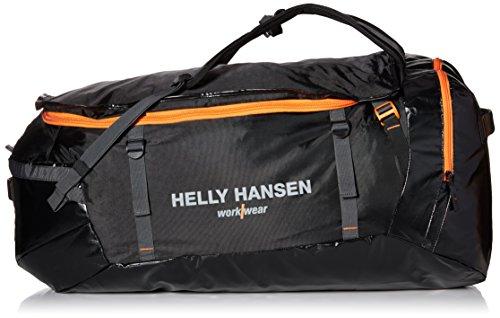 Preisvergleich Produktbild Helly Hansen Workwear Reisetasche Duffel Bag 120 L wasserabweisende Tasche und Rucksack für Beruf und Freizeit,  STD beziehungsweiße Einheitsgröße,  schwarz,  79568