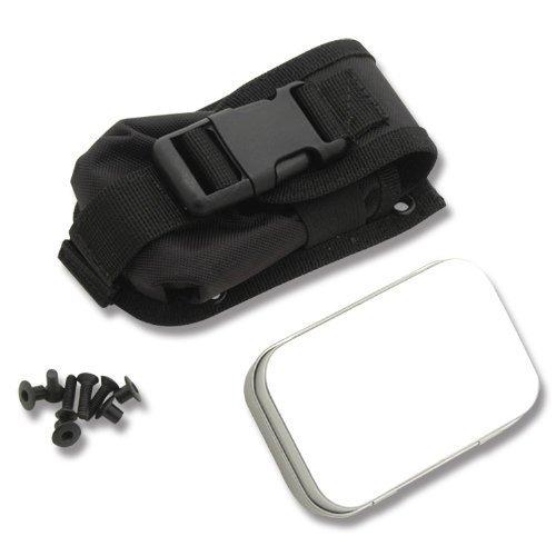 Pochette accessoires noir