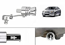 Speedwav Turbo Sound Car Silencer Whistle-Hyundai Verna Fluidic