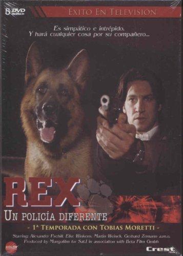 Un policía differente (1a temporada) (Import mit deutscher Tonspur)