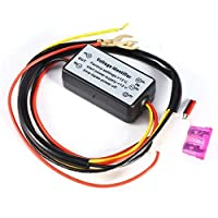 Car LED Daylight Dimmer Relay Controller for day time running lights