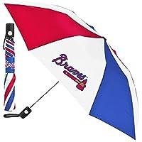 Cappello degli Atlanta Braves, MLB-Ombrello pieghevole con apertura e chiusura automatiche
