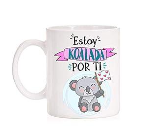 Taza Koala. Estoy Koalada por