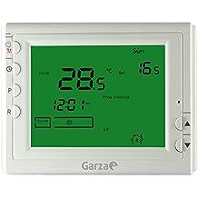 Garza Power - Cronotermostato digital programable para calefacción