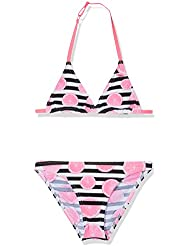 5eebd87ddfa6 O' Neill – Oceano Triangolo Beachwear Bikini, Bambina, Oceano Triangle  Bikini, Pink