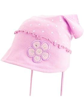 Kopftuch Dreiecktuch Mütze Schirmmütze ( Nur 1 Stück , kein Set.) für Mädchen Baby Kinder Baumwolle mit Muster-Punktchen...