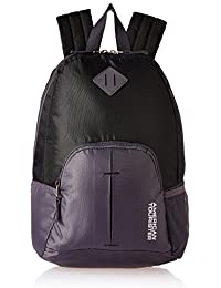American Tourister 20 Ltrs Black Small Casual Backpack (AMT HOOP BACKPACK -BLACK) 2eb81d5b62