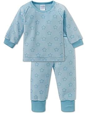 Schiesser Baby-Mädchen Zweiteiliger Schlafanzug
