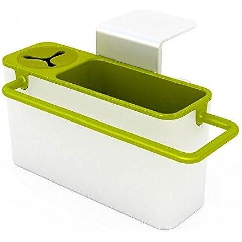 5-LIU-Panni di pulizia di scarico spugna della cucina contenitore multifunzionale