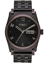 Nixon Damen-Armbanduhr Jane Analog Quarz Edelstahl A954 - 2231-00