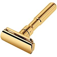 Merkur Futur ajustable Maquinilla de afeitar de oro