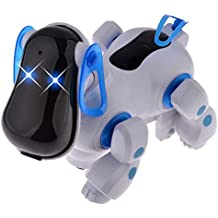 SmartEra® La música electrónica caminando perro mascota robot, divertidos juguetes para niños
