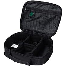 BAGSMART Porta Cavi Organizzatore Portatile Accessori Elettronici Viaggio Universale Cavo Organizzatore Elettronica Accessori Nero