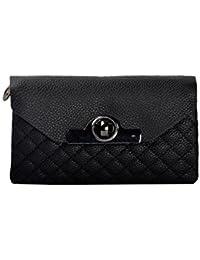Shopclans Brown Color Handbag For Girls / Women's (SPC-076)