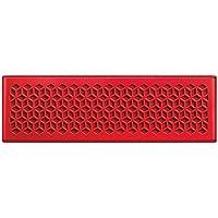 Creative Muvo Mini Altoparlante Bluetooth, Portatile, Resistente alle Condizioni Atmosferiche, NFC, Rosso