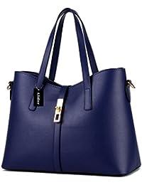 Alidear Alidier New Brand And Fashion Women's Handbag Tote Purse Shoulder Bag Top Handle Designer Bags For Ladies...