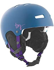 TSG Damen Helm Lotus Solid Color