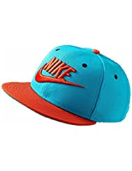 Nike NIKE Futura True SNPBK Kids Cap türkis-orange