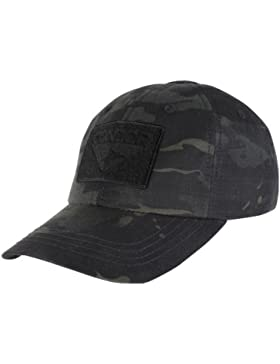 Condor Tactical Gorra MultiCam Black