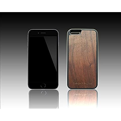 Usayd I Digital s iPhone 6, in legno, con bordi