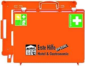 Söhngen Mt Cd Erste Hilfe Koffer Hotel Gastronomie Mit Füllung Mit Wandhalterung Koffer Aus Abs Kunststoff 0360103 Baumarkt