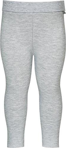 Playshoes Mädchen Legging Baby Oeko-Tex Standard 100, Gr. 86 (Herstellergröße: 86/92), Grau (Grau/melange 37)