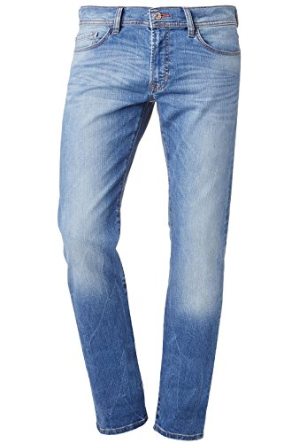 OTTO KERN -  Jeans  - zip - Uomo Blau 38W x 32L