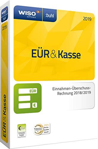WISO EÜR & Kasse 2019: Für die Einnahmen-Überschuss-Rechnung 2018/2019 inkl. Gewerbe- und Umsatzsteuererklärung | PC