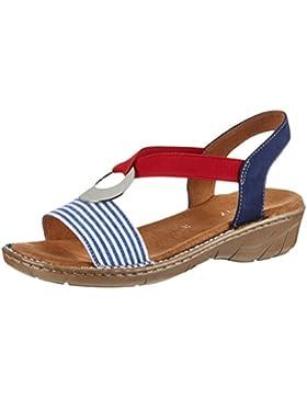 Jenny Damen Korsika-Iii Geschlossene Sandalen