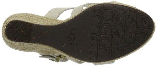 UGG UGG Hedy 1004402 Damen Clogs & Pantoletten Beige (Cream)