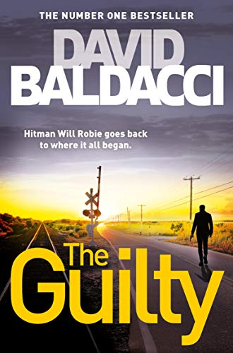 The Guilty: A Will Robie Thriller (English Edition) (Flach-hand-fan)
