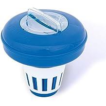 Bestway 58071 Dosatore di cloro galleggiante per piscine fuoriterra