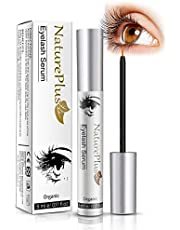 Eyelash Growth Enhancer Serum, Eyelash Eyebrow Booster Growth Serum for Long, Thick Lashes and Eyebrows (5 ML) -02