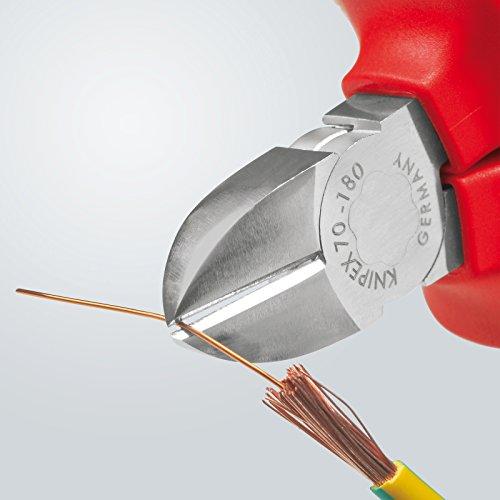 Knipex-7006180-Pince-coupante-diagonale-180-mm-chrome