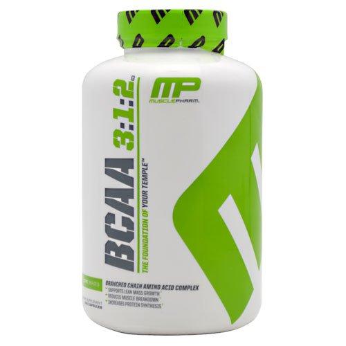 Muscle Pharm BCAA 3:1:2 240 Caps by BCAA - Bcaa 240 Caps