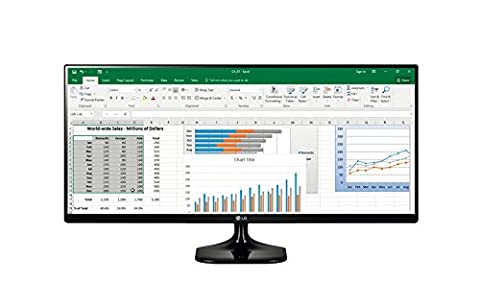 LG 25UM58-P Ultrawide Écran PC LED IPS - 25