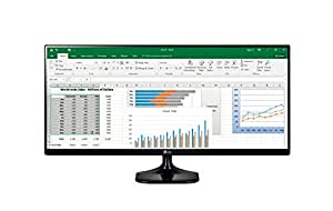 "LG 25UM58 Monitor da 25"", 21:9 UltraWide LED IPS, 2560x1080, Multitasking, 2x HDMI"