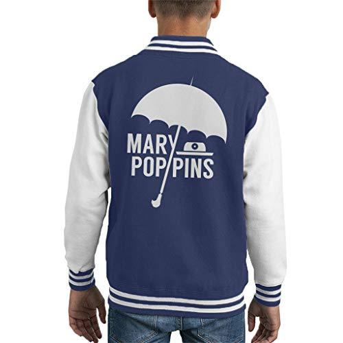 ppins Minimal Kid's Varsity Jacket ()