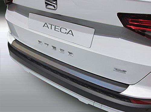 Preisvergleich Produktbild Aroba AR902 voll Ladekantenschutz passgenau mit Abkantung ABS Farbe schwarz