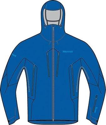 Marmot Alpinist Hardshelljacke, Herren, wasserdicht, winddicht, robust von Newell Brands bei Outdoor Shop