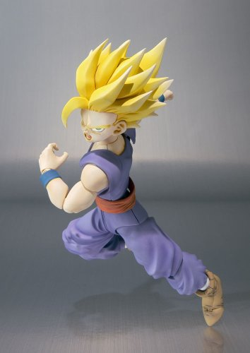Bandai Tamashii Nations S.H. Figurants Son Gohan Figura de acción Dragon Ball 5