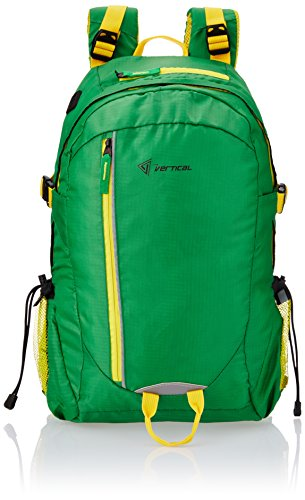 The Vertical Router Green Casual Backpack (VR/ROU06RK/PRO2015)