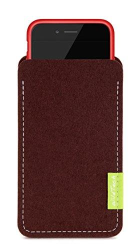 wildtech Housse pour Apple iPhone se/iPhone 5S/iPhone 5avec Apple en cuir/en silicone–
