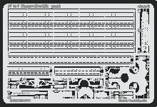 Eduard Accessories 1701630502000Acorazado Yamato New Kit para Tamiya Montar 31113
