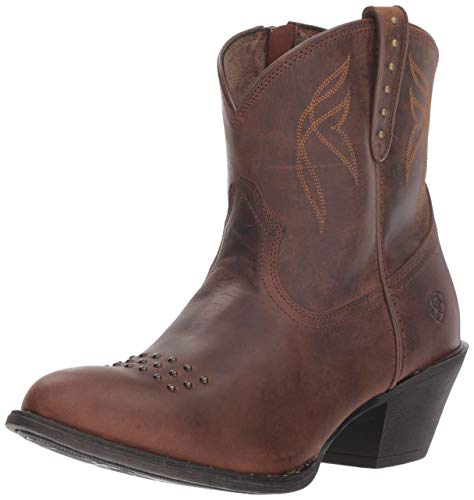 Ariat Dakota Western - Botas para Mujer, Color, Talla 40 EU