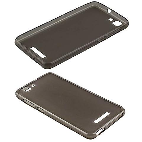 Mobistel Cynus F10 TPU-Hülle , stoßfeste Schutzhülle Smartphone (Handyhülle in