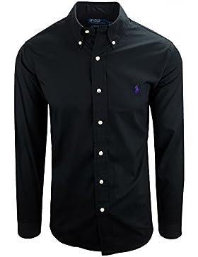 Ralph Lauren Camicia da Uomo Classic Custom Fit S-M-L-XL-XXL