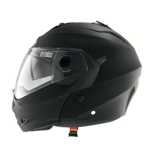 Caberg Casco modulable Duke, color negro mate, talla L