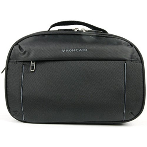 Roncato Connection borsa da toilette 30 cm nero